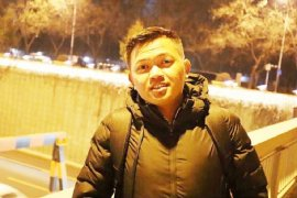 Mahasiswa Kalteng di China butuh masker dan makanan