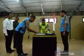 Polda Gorontalo tandatangani pakta integritas seleksi SIPSS
