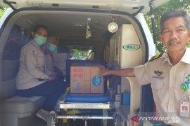 Penumpang internasional Belitung wajib isi kartu kewaspadaan kesehatan