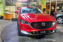 Mazda CX-30 klaim presentasikan keindahan dari Jepang