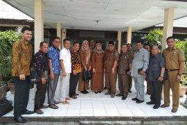 Pertajam Ranperda inisiatif, Komisi II kunker ke Kabupaten Batanghari