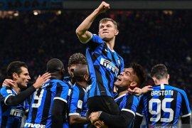 Coopa Italia, Inter Milan amankan tiket semifinal setelah singkirkan Fiorentina