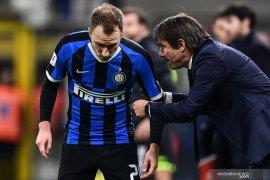 Absen sejumlah pemain, pelatih Inter mainkan tiga penyerang