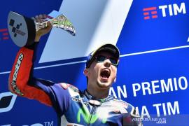 Jorge Lorenzo rasakan nostalgia bersama Yamaha