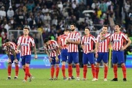 Bulan April, Atletico Madrid juga main di Liga Kanada