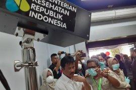 Virus Corona - Pemeriksaan kesehatan di pelabuhan Batam diperketat