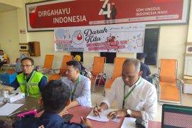 Bandara Sultan Iskandar Muda targetkan 100 kantong darah