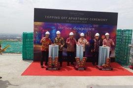 Lippo Karawaci rampungkan pekerjaan atap Holland Village Jakarta