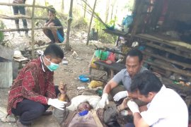 Warga temukan mayat di Sumur Tua Sei Lepan Langkat, diduga sakit