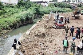Kota Bandung bangun kolam retensi di Jalan Bima guna cegah banjir