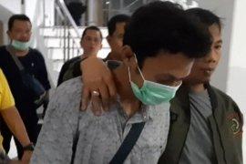 Kejati Sumut titipkan tersangka korupsi Dana Dekonsentrasi ke Lapas