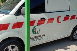 Terlalu, Ambulans masjid di Dumai raib dicuri