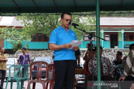Wabup Bangka tutup kejuaraan Futsal U12 Bupati Cup