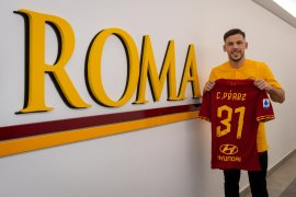 Roma resmi datangkan Perez dan  Villar