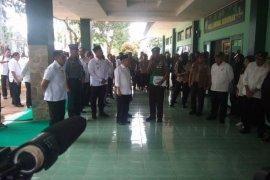 Wakil Presiden RI apresiasi penanganan pasca-bencana di Lebak