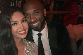 Istri Kobe Bryant ungkap kesedihan lewat Instagram