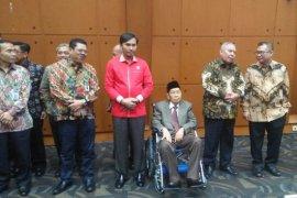 Ketua DPRD hadiri pelantikan Prof Sutrisno sebagai Rektor Unja