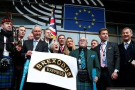 Akhirnya Inggris angkat kaki dari Uni Eropa