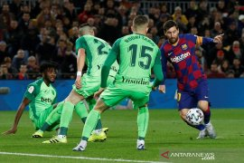 Barcelona gasak Leganes 5-0 amankan perempat final Copa del Rey