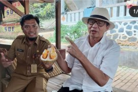 Pemprov siapkan 1.000 durian gratis di Festival Durian Banten