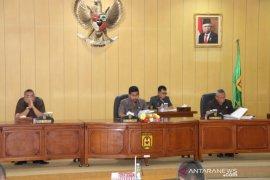 Ketua DPRD pimpin rapat paripurna