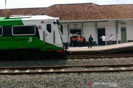 Dirut PT KAI pastikan reaktivasi rel Stasiun Cibatu-Garut layak beroperasi