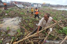Sampah Sungai Martapura