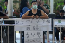 80 persen Pemandu wisata bahasa Mandarin terdampak penurunan wisatawan