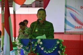 Deklerasi ODF Stop BAB sembarangan di Desa Tapang Perodah