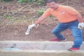 Syahril Nasution ditemukan tewas di rel kereta api