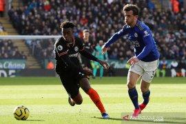 Chelsea bermain imbang lawan Leicester