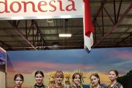 Budaya Indonesia pukau pengunjung Balttour  Latvia