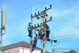 PT PLN : Lampu padam di sebagian Balangan karena ada rehab jaringan