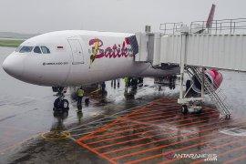 Dampak Corona, Batik Air kurangi rute Thailand