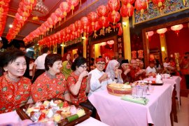 Banyuwangi punya kawasan wisata kuliner khas Tionghoa