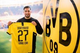Borussia Dortmund datangkan Emre Can dari Juventus status pinjaman