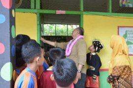 Sergai pantau kemajuan pendidikan di desa-desa