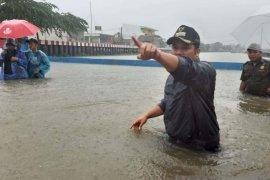 Banjir meliputi 23 lokasi di Tangerang