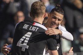 Juventus hancurkan tamunya Fiorentina tiga gol tanpa balas