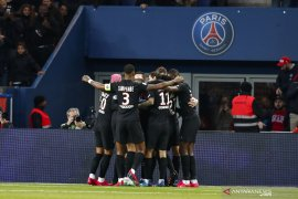Liga Prancis, PSG bantai Montpellier 5-0