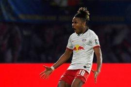 Liga Jerman: Nkunku selamatkan Leipzig dari tekanan Gladbach