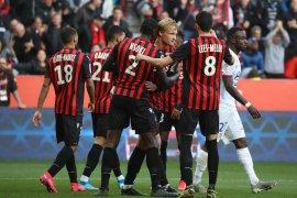 Liga Prancis, Lyon terjungkal di markas Nice 2-1