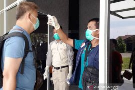 Pemeriksaan di Bandara Nagan Raya Aceh diperketat