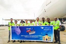 Garuda Indonesia buka usaha perawatan pesawat  di Australia