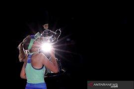 Petenis AS Sofia Kenin dinobatkan sebagai pemain terbaik WTA