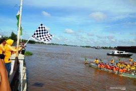 35 tim ikuti Perahu Naga Open 2020