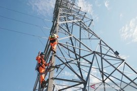 PLN South and Central Kalimantan operates lightning protection system