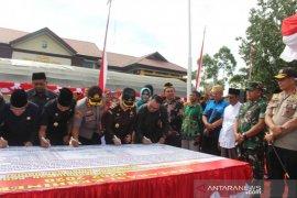 Pangdam:Deklarasi Kebhinekaan untuk perkokoh persatuan dan kesatuan