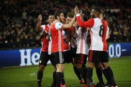 Liga Belanda, Feyenoord bungkam Emmen tiga gol tanpa balas