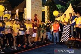 Pelari Kenya  juara di Pontianak City Run 2020
